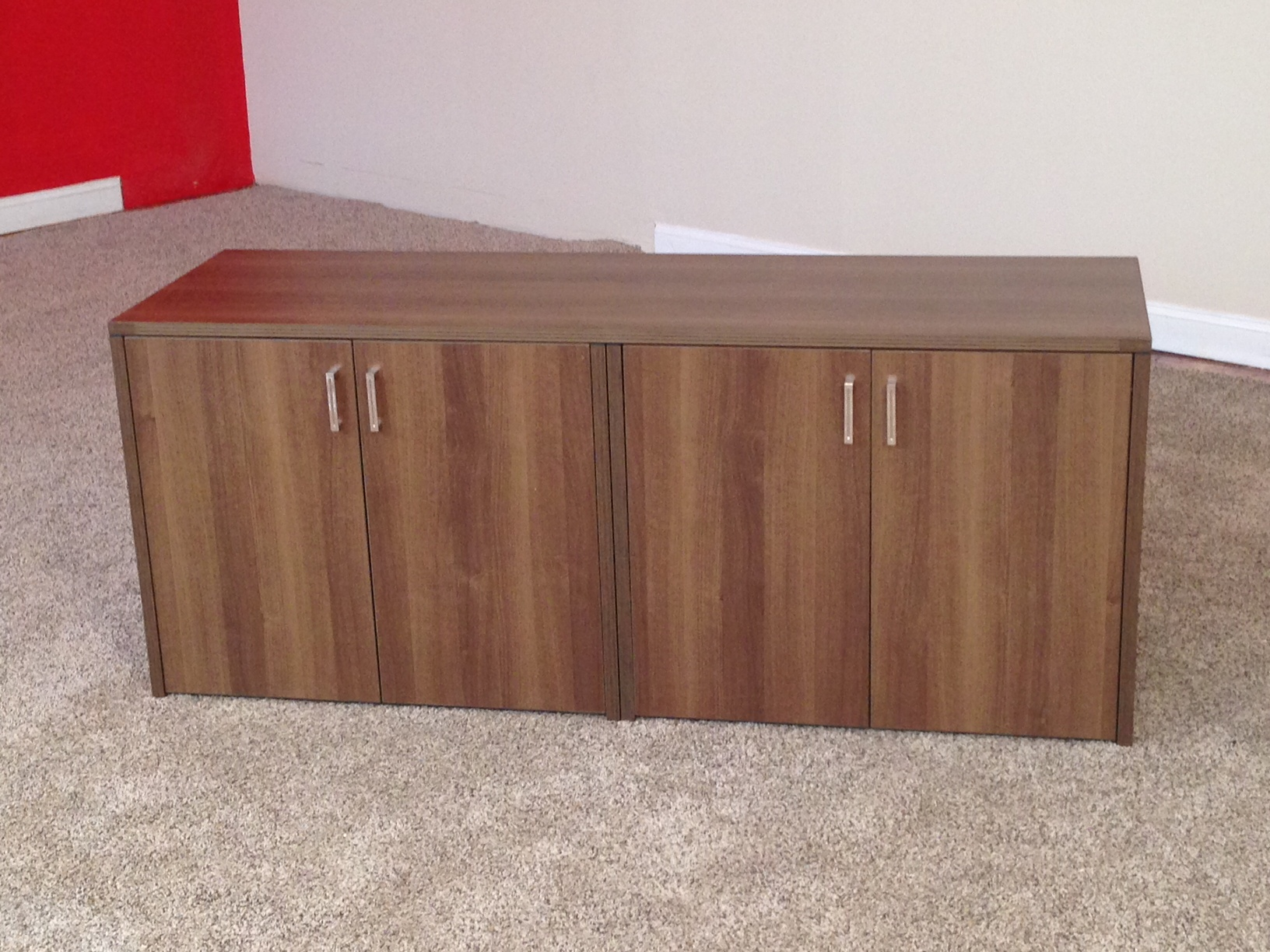 Affordable Office 4 Door Storage Credenzas Granite State Office Furniture Manchester Nh