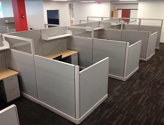 Office Cubicles ...