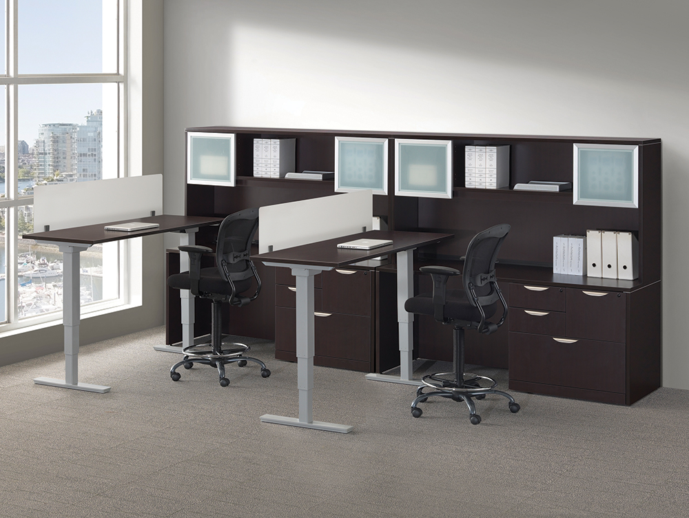 Sit to Stand Office Desk NH MA