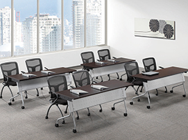 Flip Top Training Table Office Furniture
