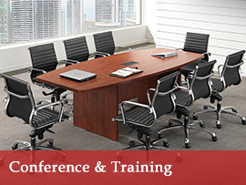 Conference & Training Granite State Office Furniture Manchester, NH