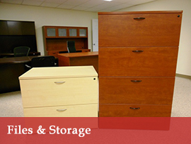 Files & Storage Granite State Office Furniture Manchester, NH