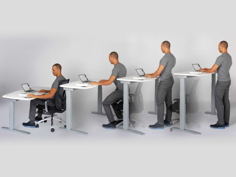 Sit to Stand Desk #3 Office Desks Nashua, NH